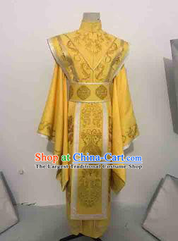 Chinese Ancient Emperor Hanfu Clothing Traditional Tang Dynasty Historical Costume for Men