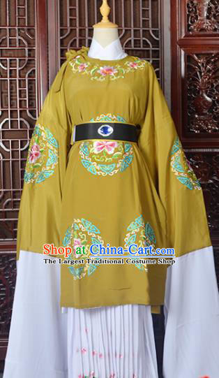 Handmade Chinese Beijing Opera Old Women Ginger Costume Peking Opera Actress Embroidered Dress for Women