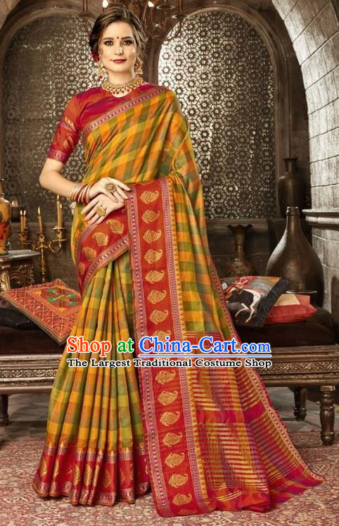 Asian India Traditional Sari Dress Indian Court Costume Bollywood Queen Clothing for Women
