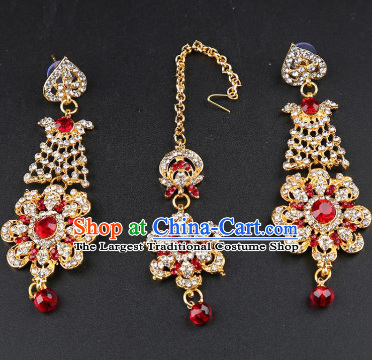 India Traditional Wedding Jewelry Accessories Indian Bollywood