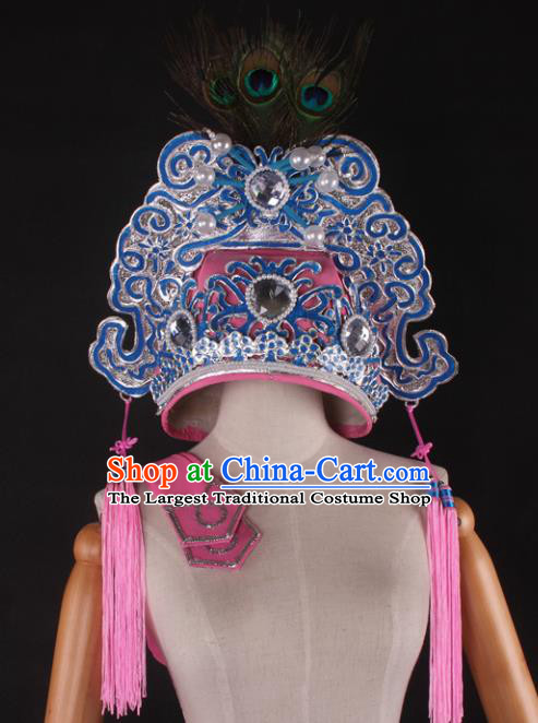 Traditional Chinese Shaoxing Opera Niche Hat Ancient Gifted Scholar Headwear for Men