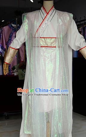 Chinese Ancient Drama Nobility Childe Costumes Traditional Song Dynasty Prince Clothing for Men