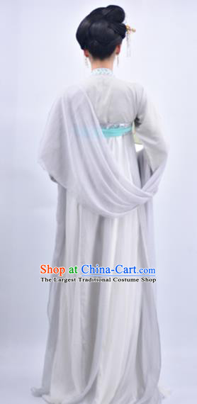 Chinese Traditional Tang Dynasty Court Replica Costumes Ancient Imperial Consort Hanfu Dress for Women