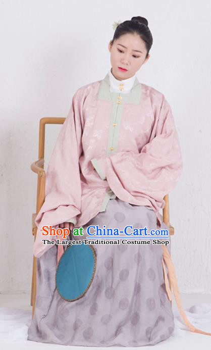 Traditional Chinese Ming Dynasty Court Dowager Dress Ancient Drama Palace Princess Replica Costumes for Women