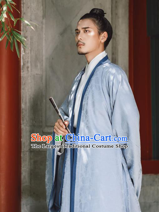Chinese Ancient Royal Highness Clothing Traditional Ming Dynasty Nobility Childe Costumes for Men