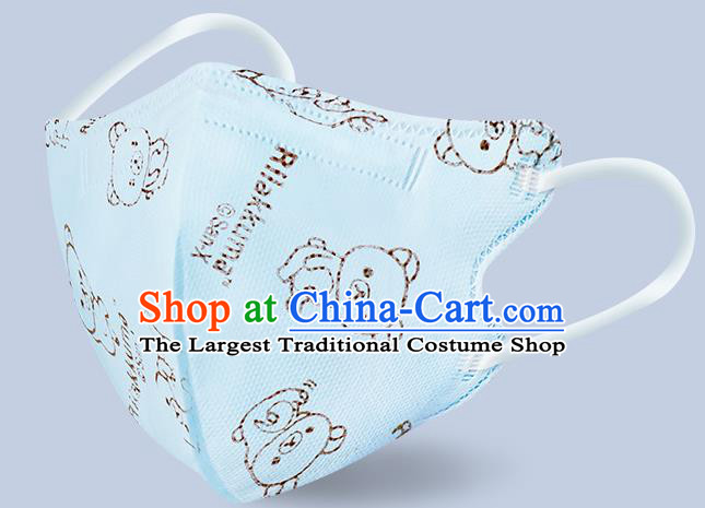 Made In China Children KN95 Protective Face Mask Respirator Masks 10 items