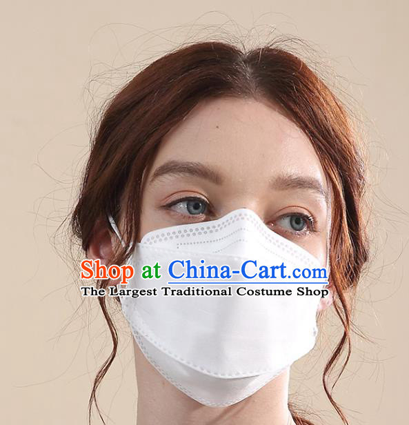 Professional to Avoid Coronavirus KN90 Disposable Medical Protective Masks Respirator Face Mask 10 items