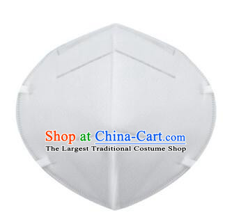 Professional Disposable Medical Mask to Avoid Coronavirus KN95 Protective Masks Respirator Face Mask 5 items