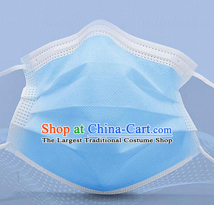 Professional Disposable Protective Mask to Avoid Coronavirus Respirator Medical Masks Face Mask 50 items