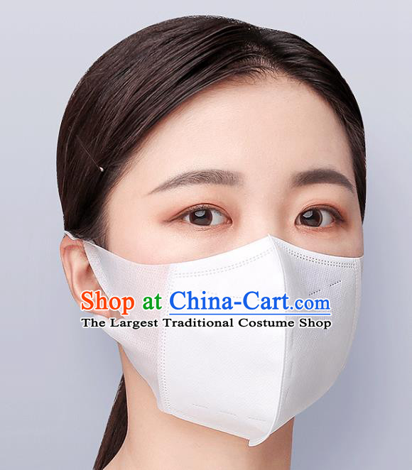 Professional White Disposable Protective Mask to Avoid Coronavirus Respirator Medical Masks Face Mask 30 items