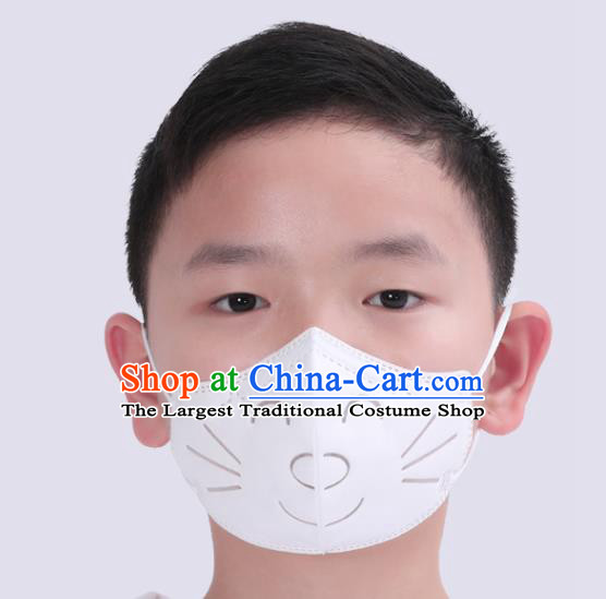 Guarantee Professional Children Respirator Disposable Personal Protective Mask to Avoid Coronavirus Medical Masks 5 items
