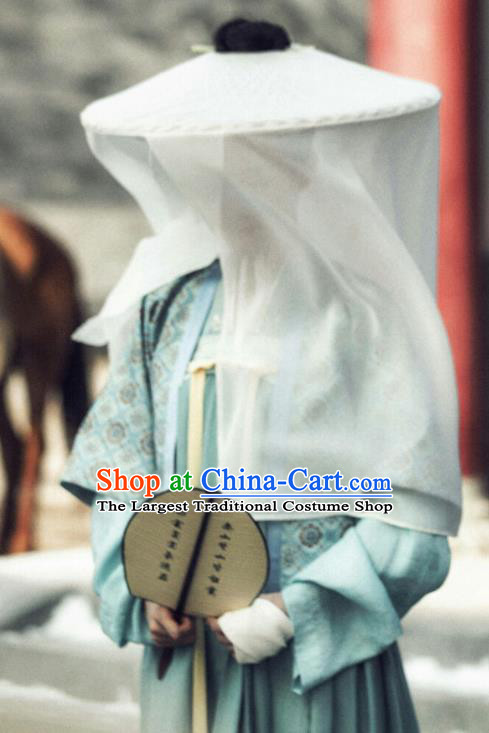 Chinese Ancient Noble Lady Lu Wenxi Costume Historical Drama Royal Nirvana Song Dynasty Hanfu Dress for Women