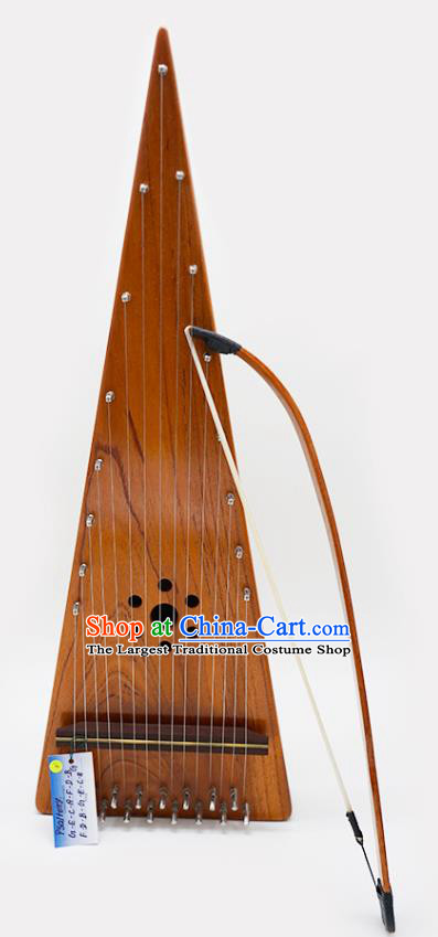 Indian Traditional Musical Instruments India Dulcimer Handmade Wood String Instrument Psaltery
