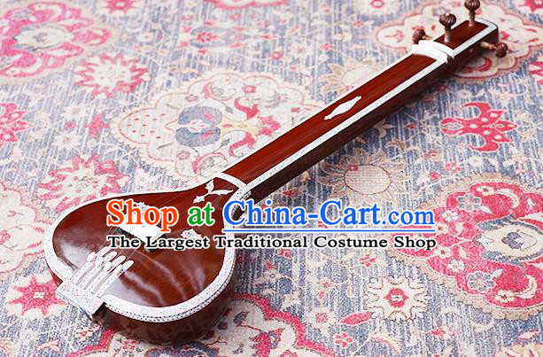 Indian Traditional Musical Instruments India Tanpura Handmade Wood Tambura Plucked String Instrument