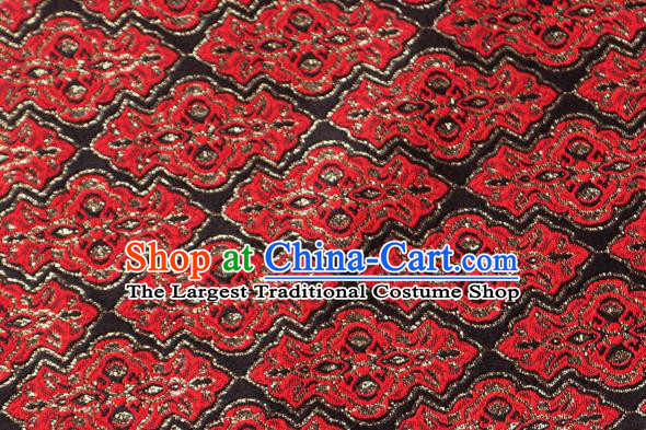 Chinese Traditional Jacquard Pattern Design Satin Brocade Fabric Tapestry Cloth Asian Silk Material