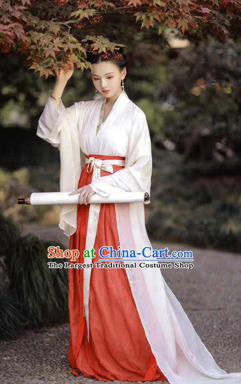 China Ancient Imperial Consort Clothing Song Dynasty Court Woman Historical Costume Traditional Palace Hanfu Dress